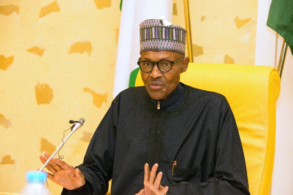 Nigeria's absent Buhari says 'I'm making good progress'