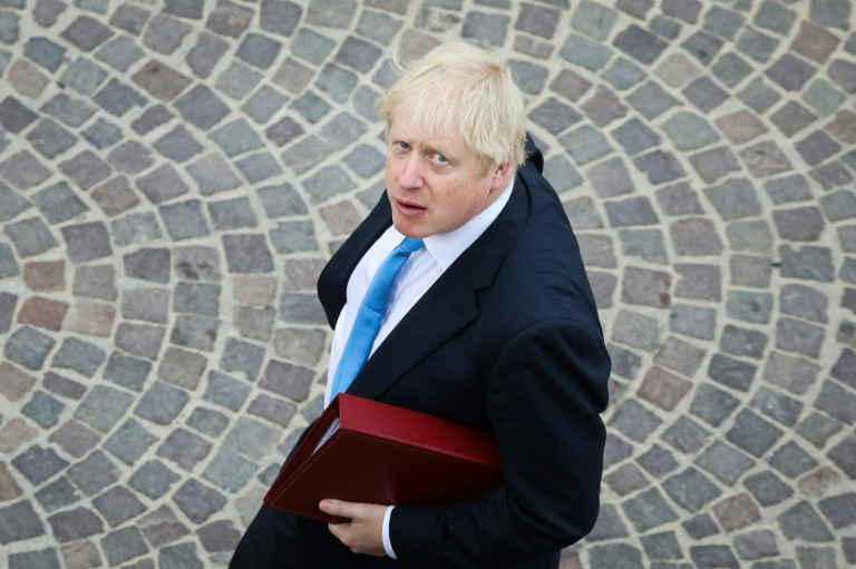 UK alone will be to blame for no-deal Brexit: EU tells Johnson