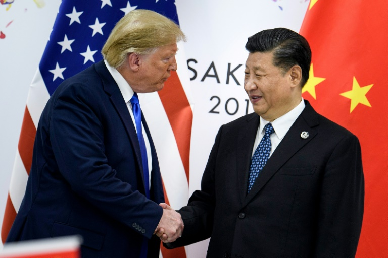 Back on track: Trump, Xi seal trade war truce