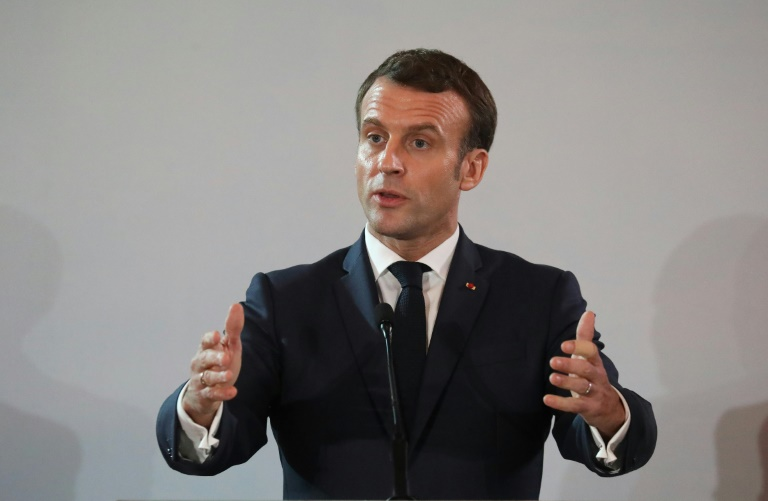 Frances Macron says colonialism was grave mistake