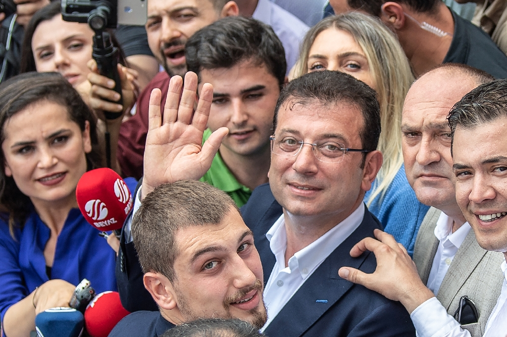 Erdogans party loses re-run of Istanbul mayor election
