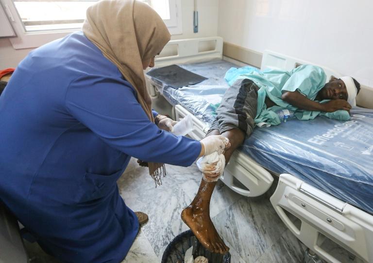 Migrants face massacre at Libya detention centre