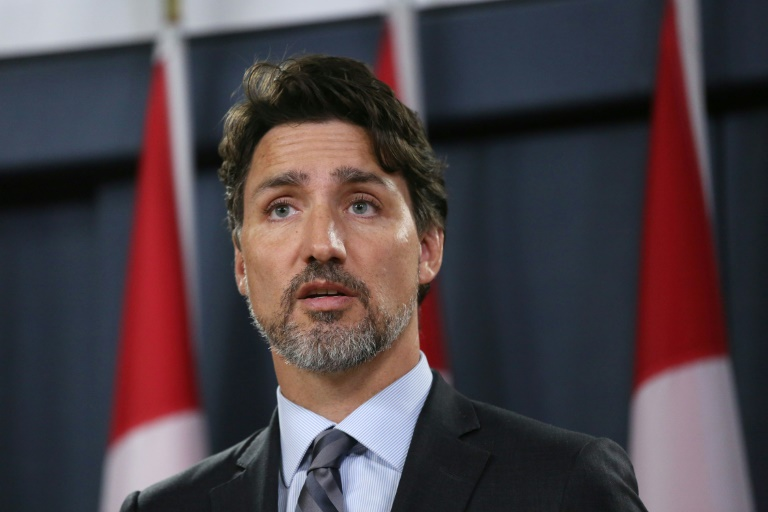 Trudeau tells Iran Canada wants full clarity on shootdown