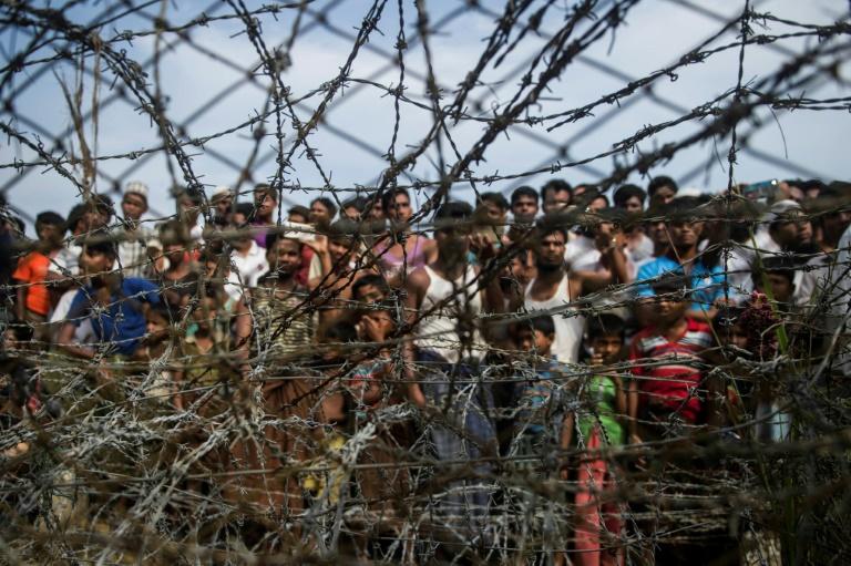 Second Rohingya killed in suspected landmine blast near Bangladesh border