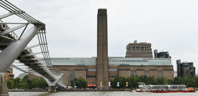 Boy thrown from Londons Tate Modern is French tourist visiting UK