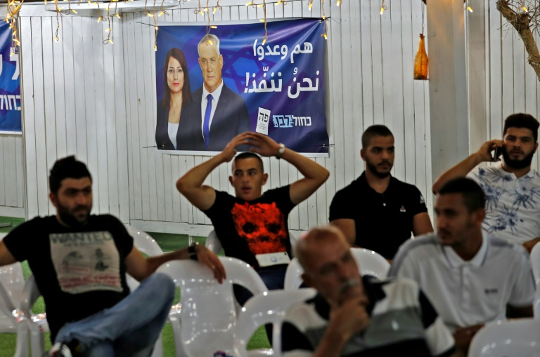 Israel Arabs, Jews weigh voting across community lines
