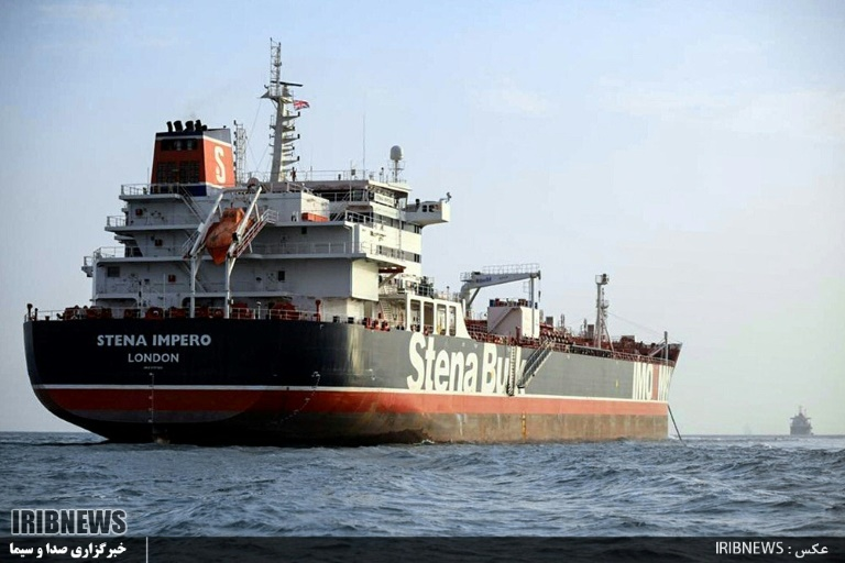 Britain rules out seized tanker swap with Iran