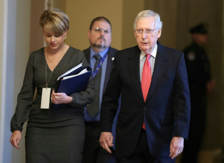 McConnell says Republicans dont have votes to block witnesses in Trump trial: reports