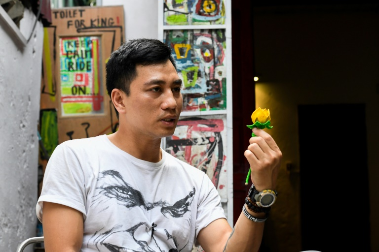 Vietnam artist known for land rights, death row work briefly detained