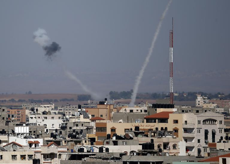 British MP sorry over Gaza 'fire a rocket' tweet