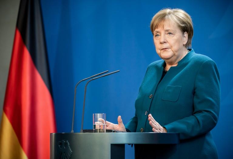 Merkel is back: virus crisis boosts Germanys centre-right
