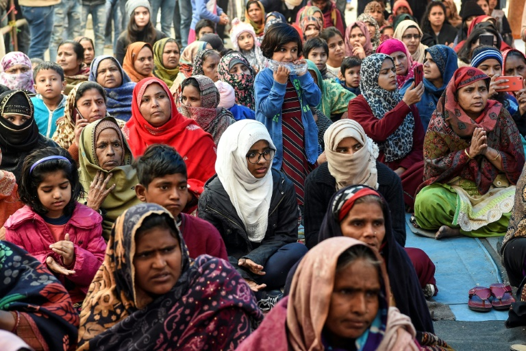 Indias road-block women vow to fight on against citizenship law