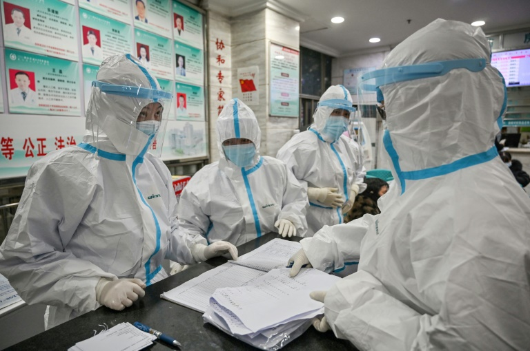 China says virus situation grave as Lunar New Year curtailed