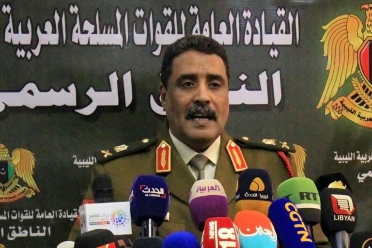 Libyas Haftar forces seize control of Sirte as Turkey intervenes
