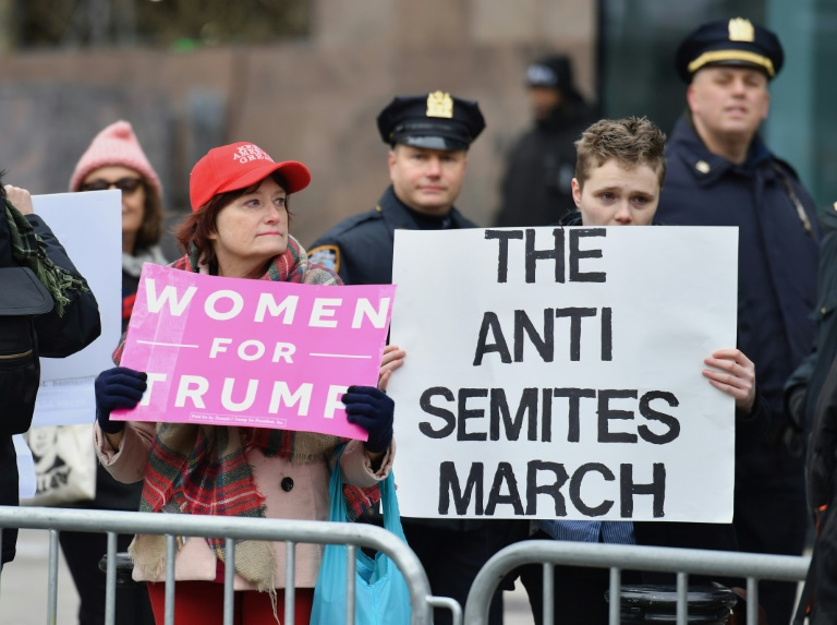 Womens March board members resign amid accusations of anti-Semitism