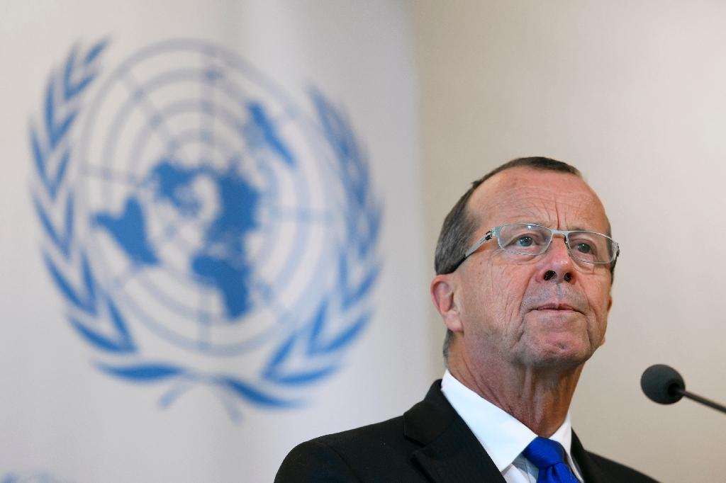 UN Libya envoy warns against descent into chaos