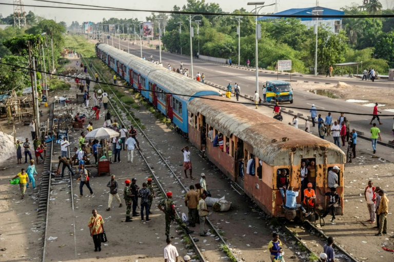 Stowaway passengers killed in DR Congo train disaster