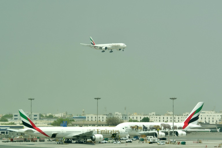 Suspected drones disrupt Dubai flights