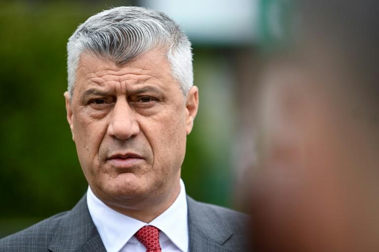Kosovos Thaci accuses international justice of rewriting history