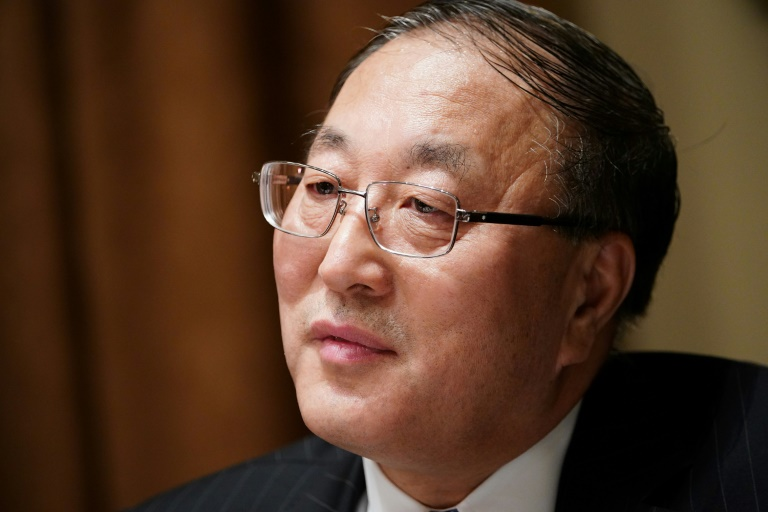 China calls for easing UN sanctions on N.Korea
