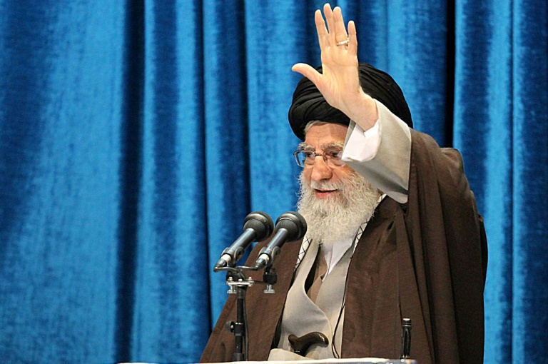 Iran leaders speech fails to quell plane anger