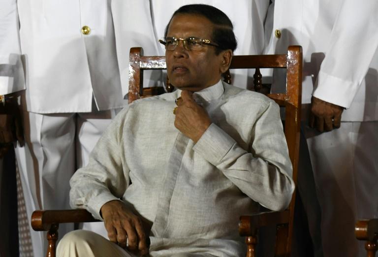 Drug gangs behind Sri Lanka Easter bombings, president claims
