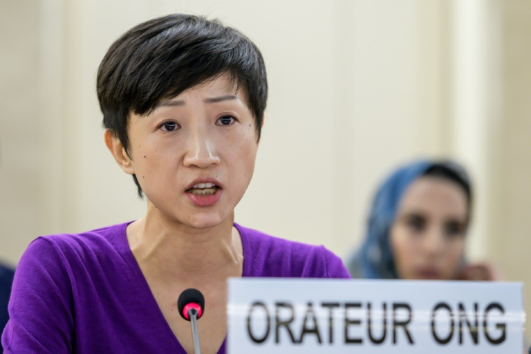 Hong Kong lawmaker urges UN to probe growing police brutality