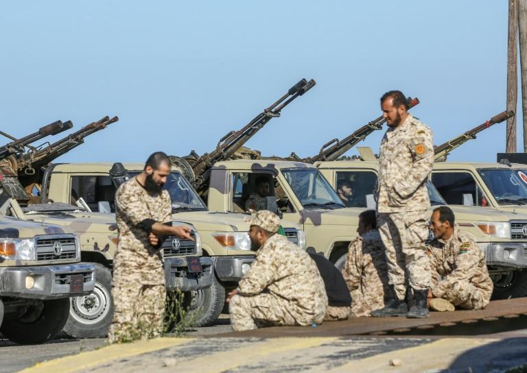 Libya militia says arrests Al-Qaeda leaders