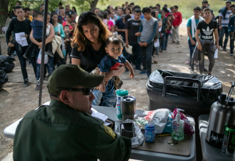 Mexico-US migrant arrests fall 28% in June amid crackdown