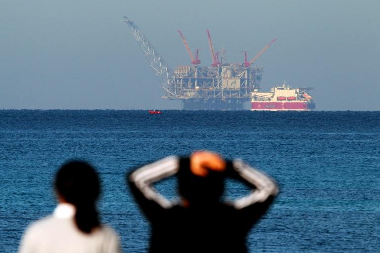 Israels Leviathan field begins pumping gas