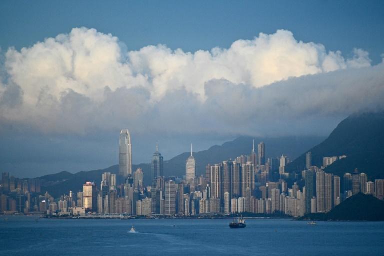 Moodys downgrades Hong Kong, blames government response to protests