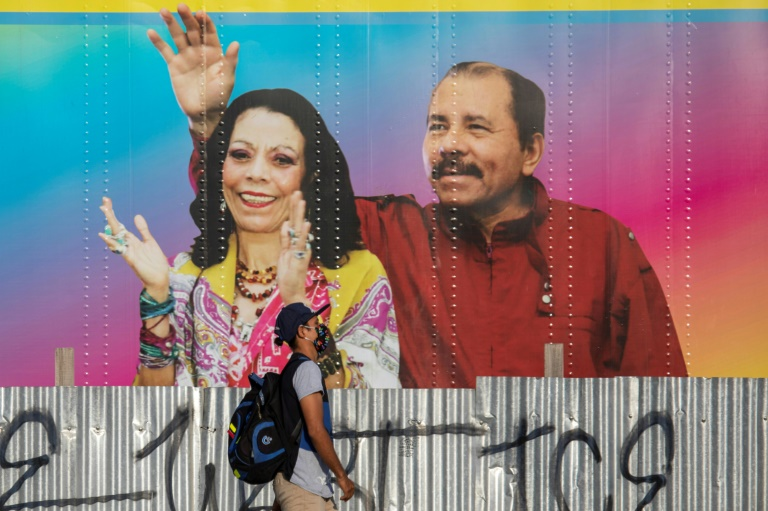 US slaps sanctions on son of Nicaragua president