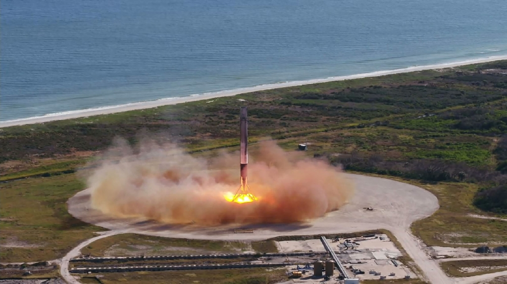 In first, SpaceX launches recycled rocket and spaceship