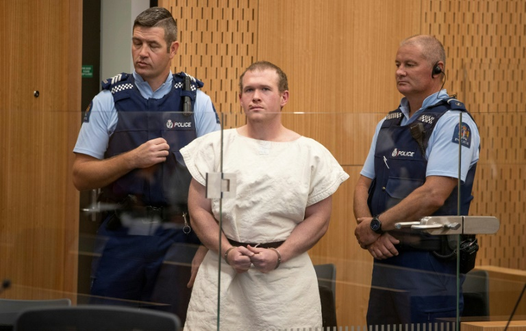 Apology over New Zealand mosque accuseds hateful letter