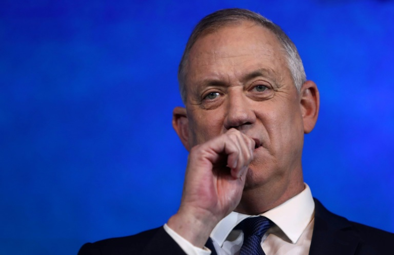 Israel president to ask Gantz to form government from Monday