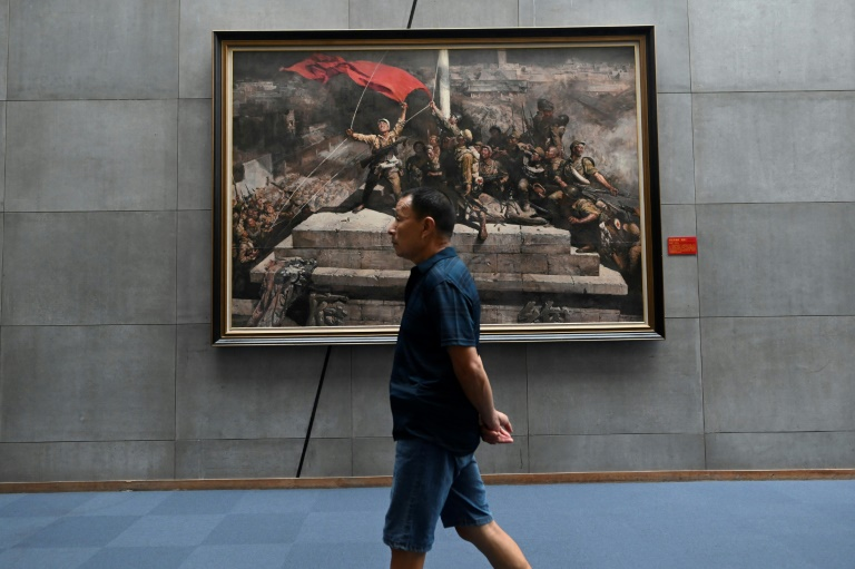 Ghosts of Chinas past haunt former capital Nanjing