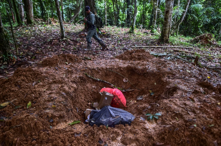 Panamanian village sleepless with fear after ritual killings
