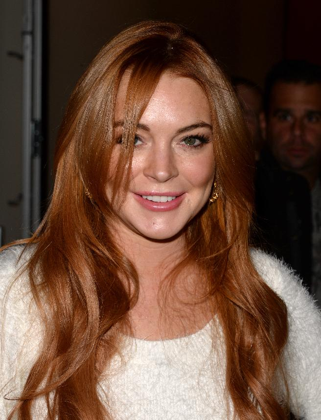 Lindsay Lohan sues over likeness in video game