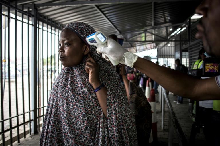 Ebola patient in DR Congo city of Goma has died: governor