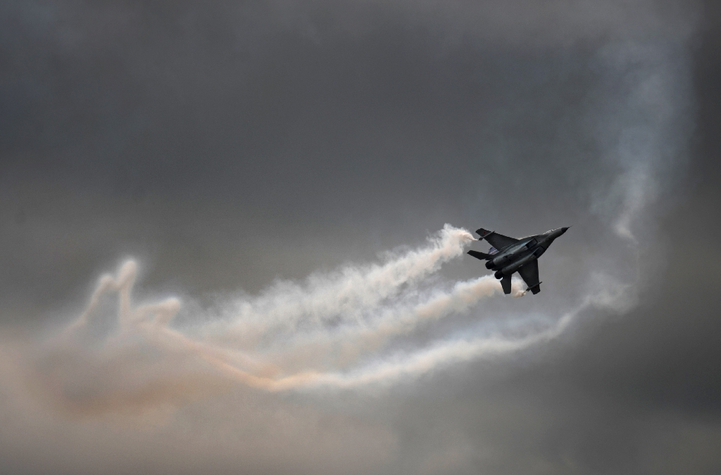 Russian fighter jets intercepted by U.S., Canada