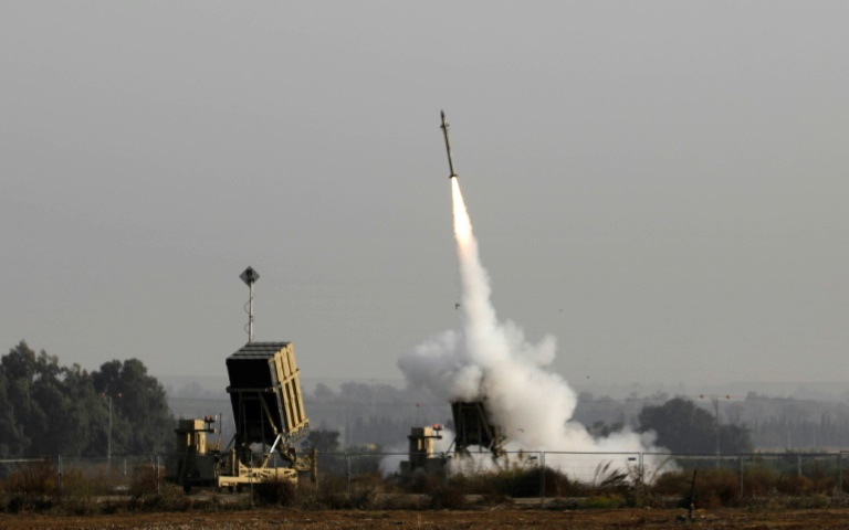 Israel hails breakthrough towards laser air defence system