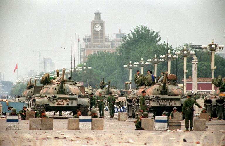 China media says Hong Kong response wont repeat Tiananmen