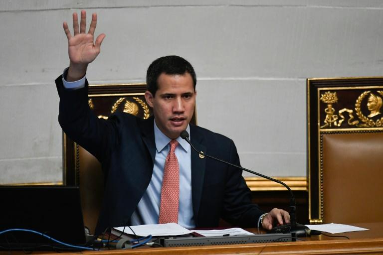 Venezuelas acting president seeks parliamentary re-election