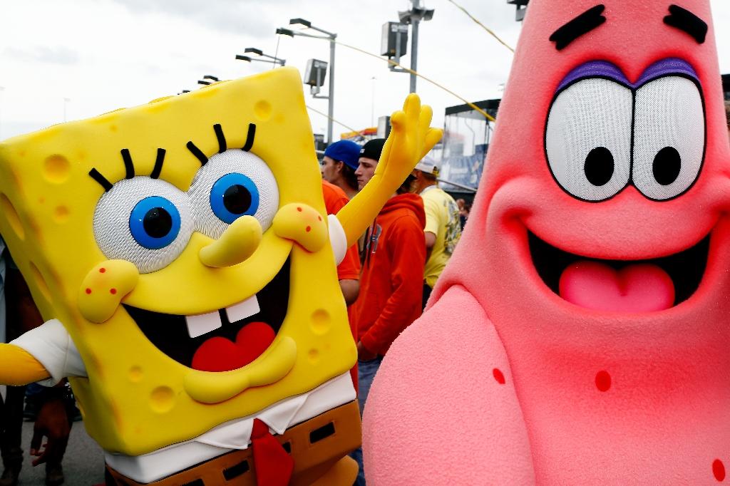 David Bowie pens music for SpongeBob stage version