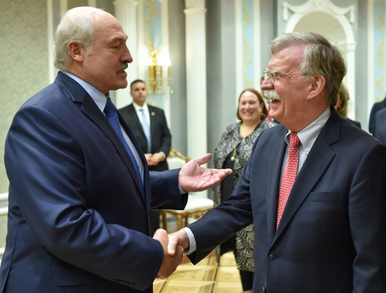 Belarus strongman offers new chapter in rare talks with US
