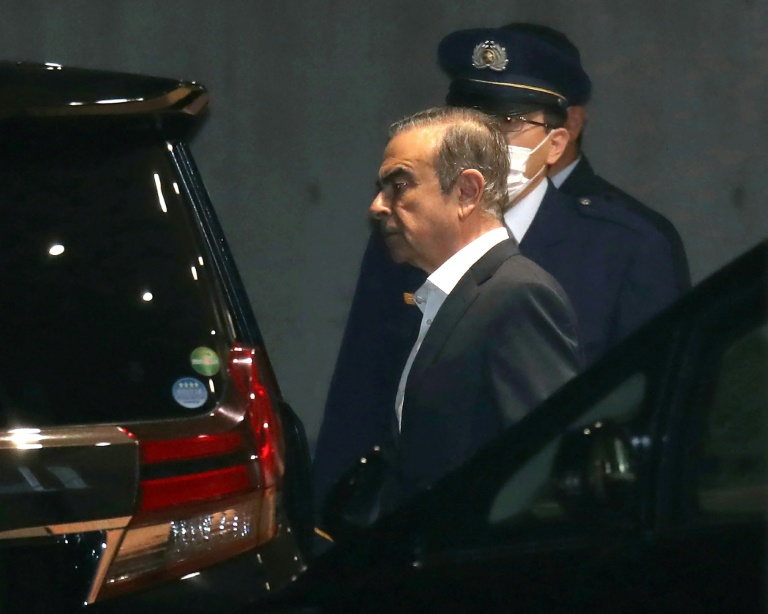 Japan raid, Turkey arrests in widening Ghosn probe