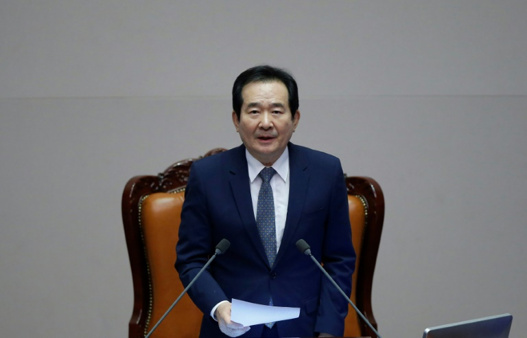 Seoul appoints Mr Smile as prime minister