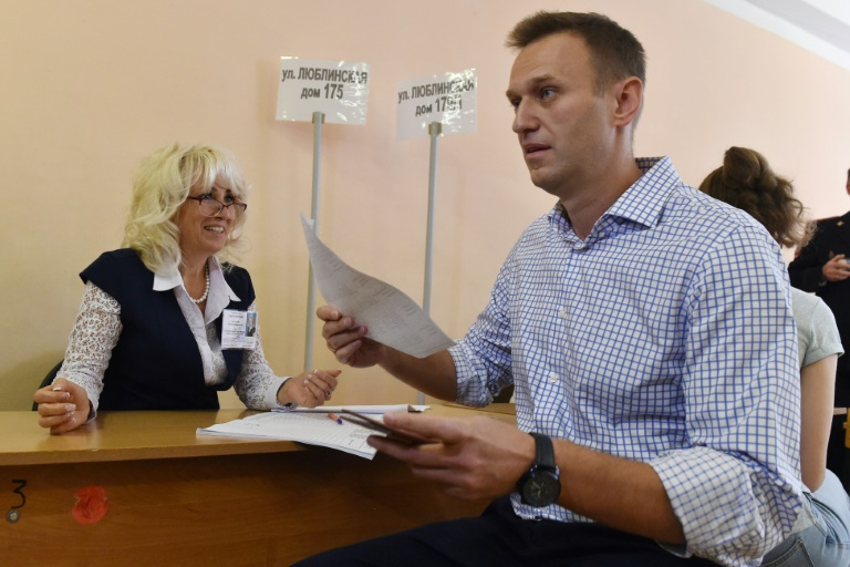 Russia targets opposition leader Navalny with mass raids