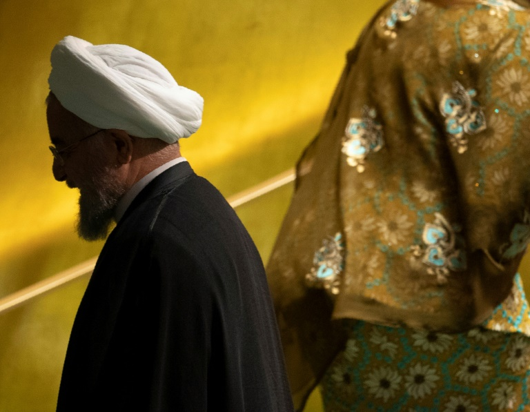 Rouhani at UN demands Saudis end war in Yemen