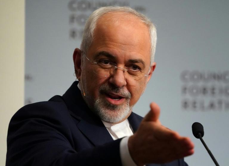 Irans Zarif sanctioned after declining Trump meet: officials